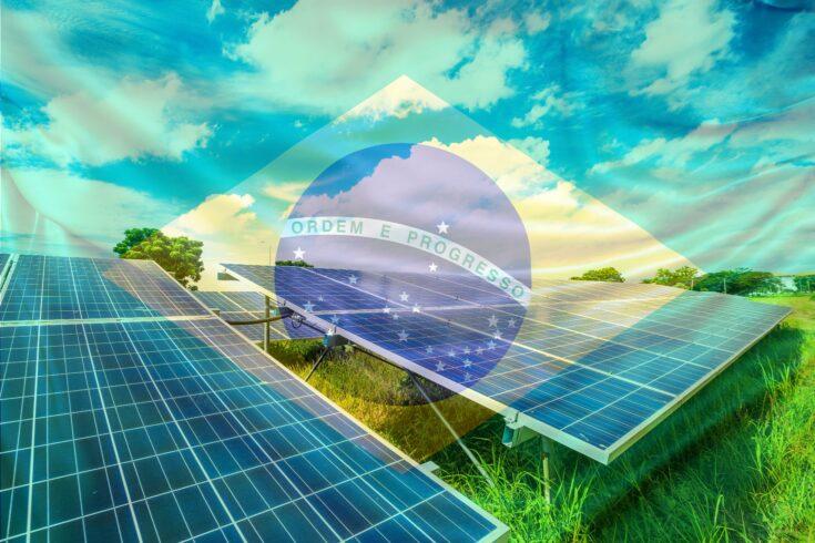 Brasil entra no top 20 do ranking mundial de energia solar fotovoltaica