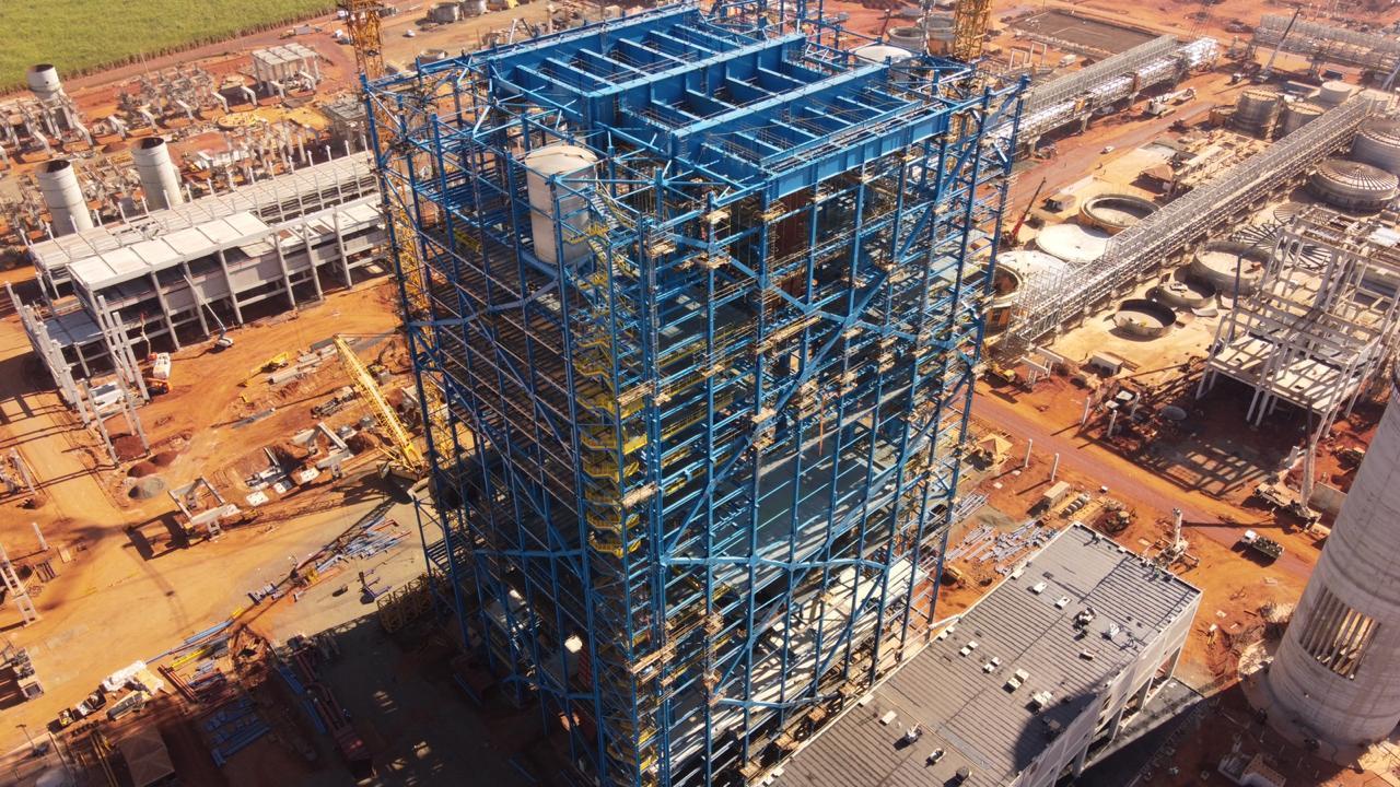 Metasa consolida participação em projeto para expansão de fábrica de papel e celulose da Bracell em São Paulo