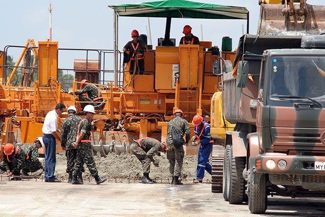 412 vagas em cargos de níveis médio, técnico e superior abertas em concurso para o setor de Departamento de Engenharia e Construção do Exército