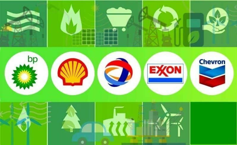petróleo energia renovável empresas