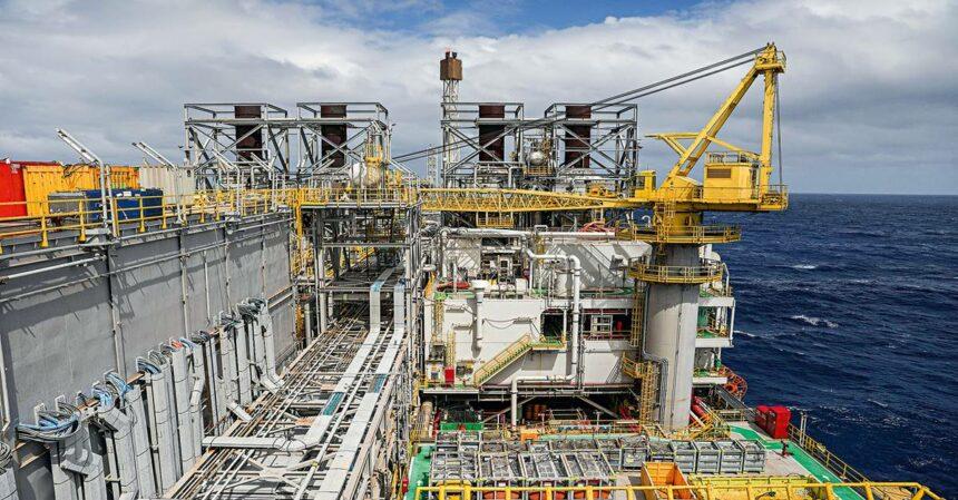 Petrobras revisa o projeto e pode cancelar o FPSO de Itapu
