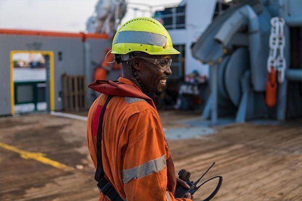 Vagas de emprego offshore
