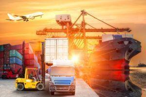 Movimentação de cargas tem aumento de 10%