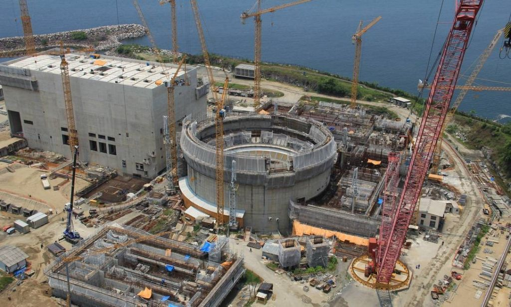 Fernando Jordão pede aceleração das obras da usina Angra 3