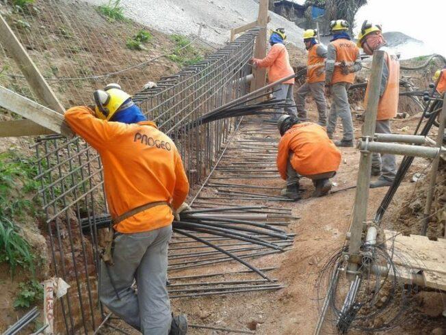 vagas de emprego em obras na construção civil