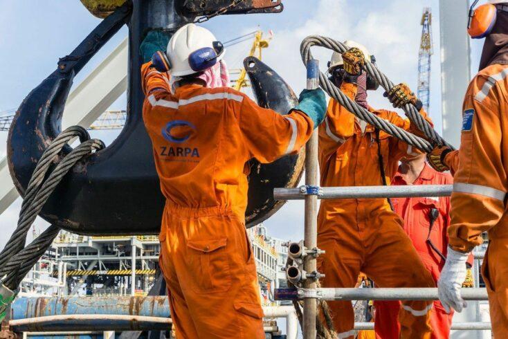 Vagas Offshore - Condutor de máquinas, supervisor e técnico de cargas são requisitados pela Zarpa