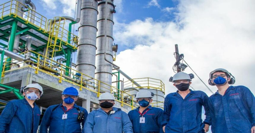 A maior fabricante de bicarbonato de sódio da América Latina instala novo Polo Industrial, na Bahia e gera muitas vagas de emprego