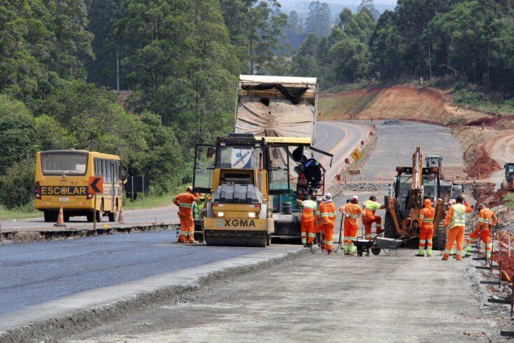 Vagas de emprego em obras de construção civil e infraestrutura para Apontador de Produção e Operadores abertas hoje, 10 de agosto, em Santa Catarina
