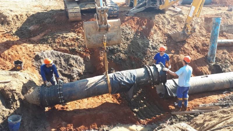 Empresa de engenharia que atua no ramo da construção civil abre vagas de emprego para obras de saneamento da CORSAN