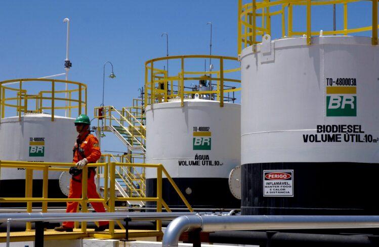 Petrobras - emprego - óleo e gás