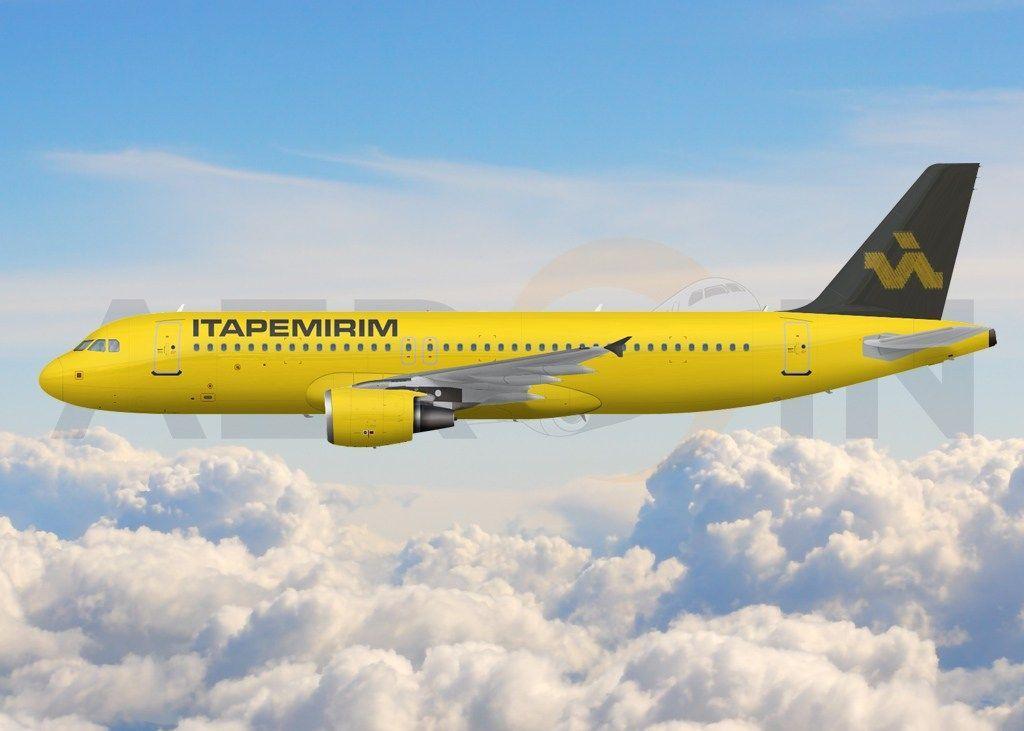ITA confirma que irá utilizar o Airbus A320 para voos no Brasil e inicia processo seletivo para vagas de emprego na semana que vem