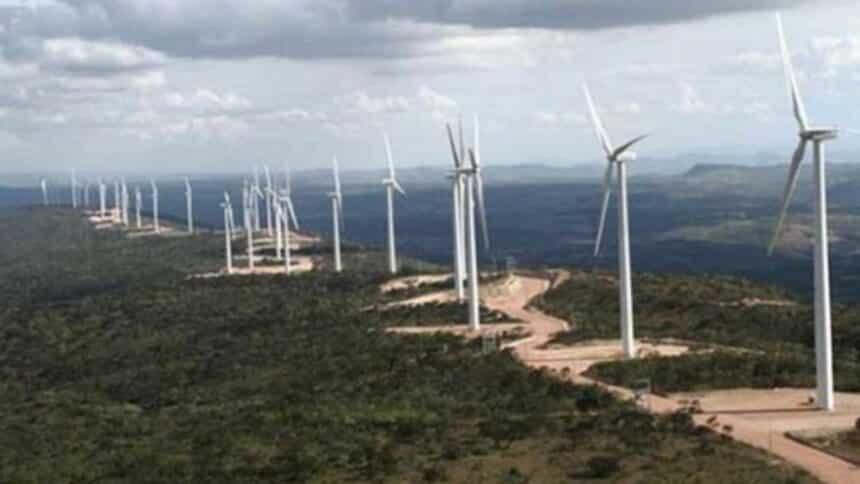 Aneel - Aerogeradores - Energia eólica