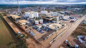 Biodiesel Binatural Bahia empregos