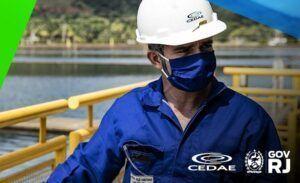 vagas técnicos CEDAE no Rio de Janeiro