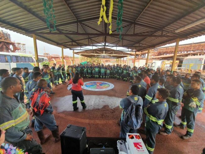 VIX Logística está com oportunidades para mecânico, eletricista, motorista, operador e mais, para o Espírito Santo, São Paulo, Pará, Minas Gerais e Rio de Janeiro