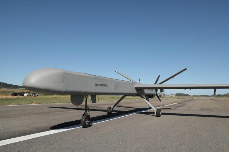 Atobá – o drone construído para vigilância e segurança da Amazônia, plataformas de petróleo e fronteiras brasileiras