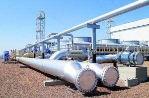 Construção de gasoduto que interliga pré-sal ao Comperj entra em sua fase final de obras