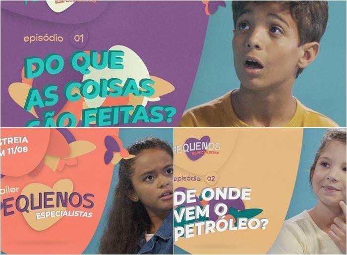 PetroRio Petróleo Websérie