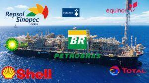 Petrobras Petróleo Gás ANP pré-sal FPSO