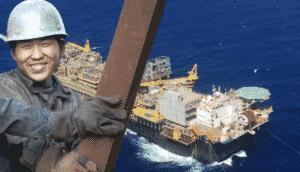 Petrobras construção naval estaleiros FPSO navios asiático