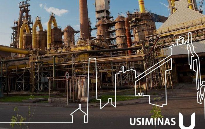 Retomada de alto-forno da Usiminas em Minas Gerais vai acontecer amanhã (26) e gera expectativas de crescimento da indústria siderúrgica do país