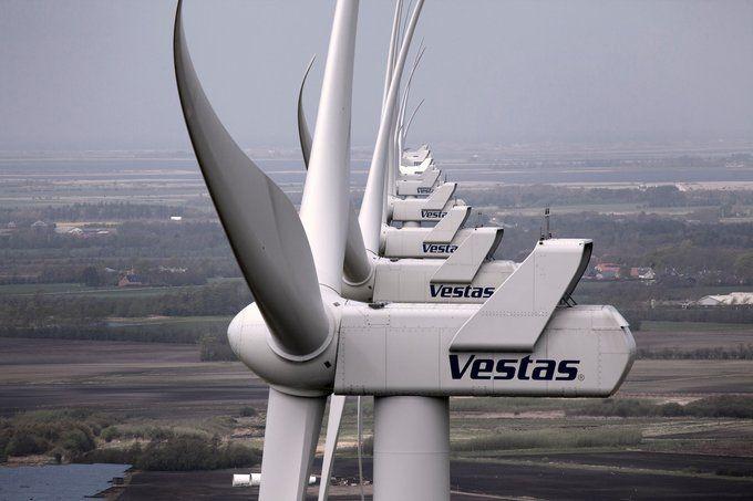 Vestas - energia eólica - energia sustentável