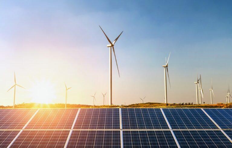 energia renovável, eletricidade, solar, eólica