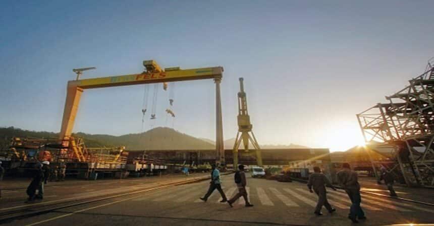 Gigante na construção naval brasileira, o Estaleiro Brasfels está com diversas vagas de emprego para nível médio e superior em Angra dos Reis
