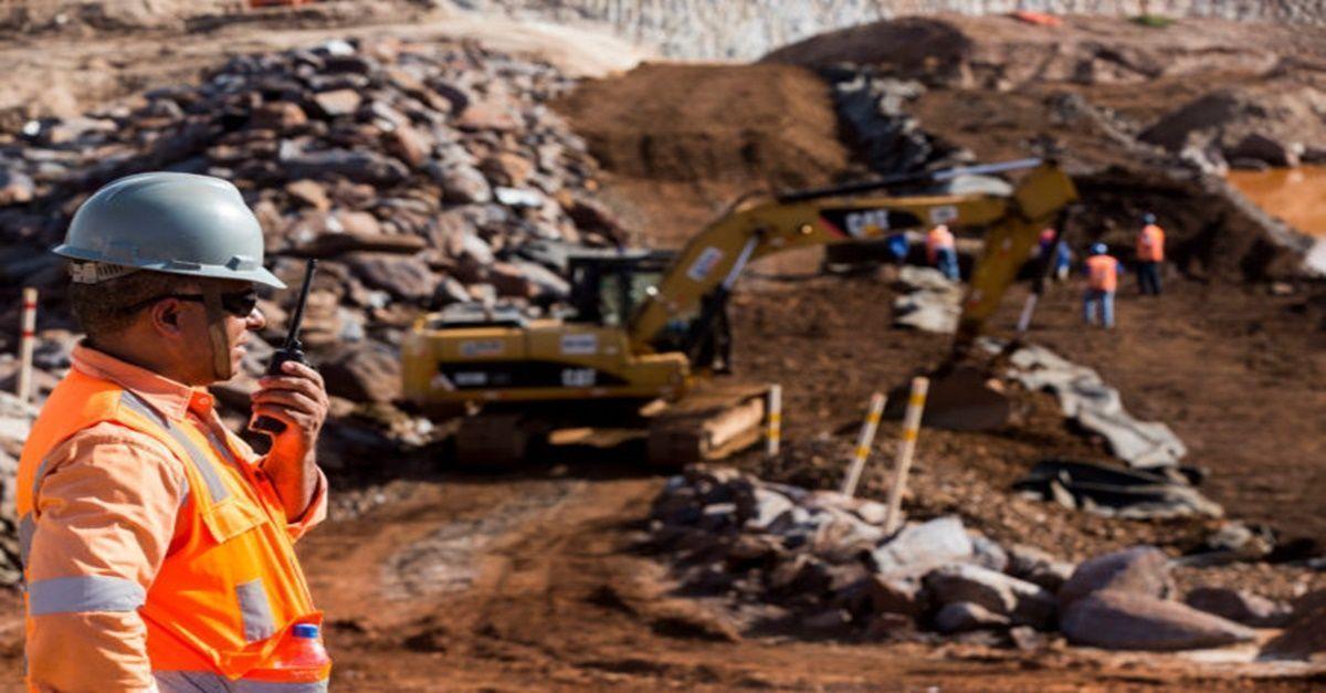 Empresa pioneira em projetos e obras de manutenção de barragem de rejeitos contrata para vagas de emprego em MG SP e PR