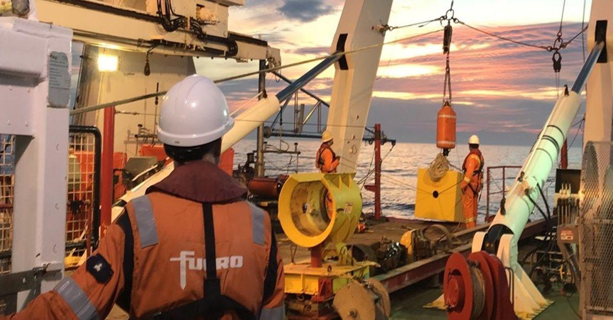 Contratos no Brasil da multinacional holandesa de óleo e gás Fugro demanda vagas offshore para Rio das Ostras e Minas Gerais