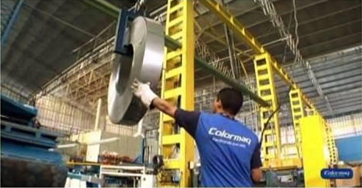 Mais de 100 vagas de emprego de ensino fundamental abertas na função Operador de Produção pela fabricante Colormaq