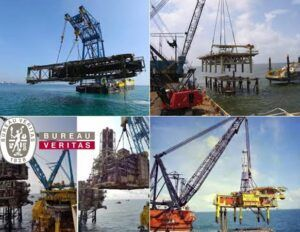 descomissionamento Bureau Veritas Tecnologia economia navios offshore