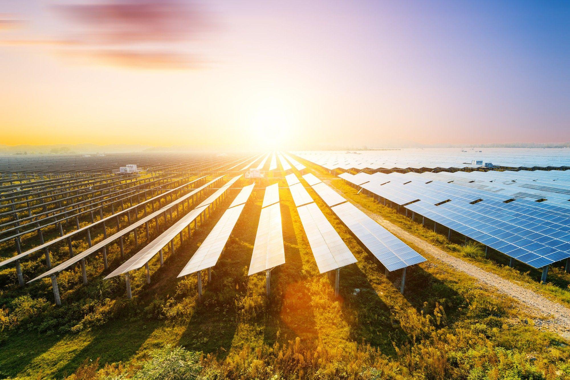 energia renovável - energia solar - Brookfield Renewable