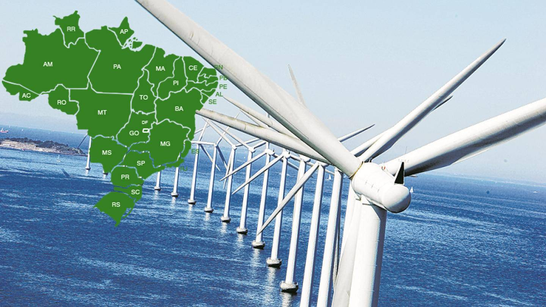 eólica offshore Brasil energia renovável investimentos