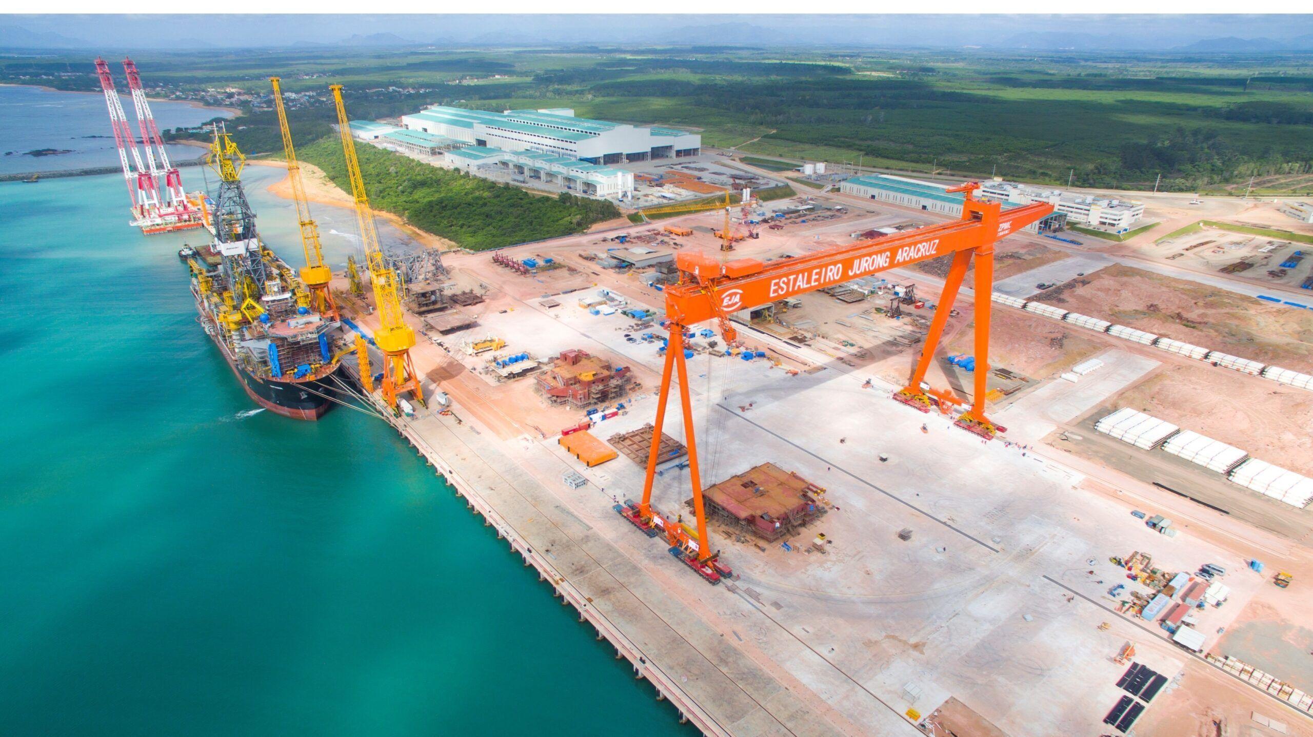 Construção Naval - Estaleiro localizado no Espírito Santo está com vagas de emprego para engenheiro mecânico, eletricista, instrumentista e mais