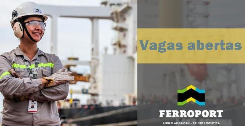 Prestadora de serviços de logística no Porto do Açu contrata Jovem Aprendiz e mais vagas de emprego para São João da Barra e Rio de Janeiro