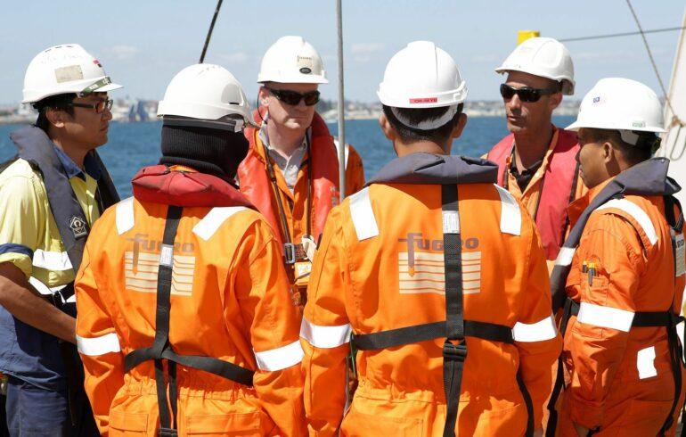 Muitas vagas offshore em Rio das Ostras neste sábado (22/08) abertas pela multinacional holandesa de óleo e gás Fugro