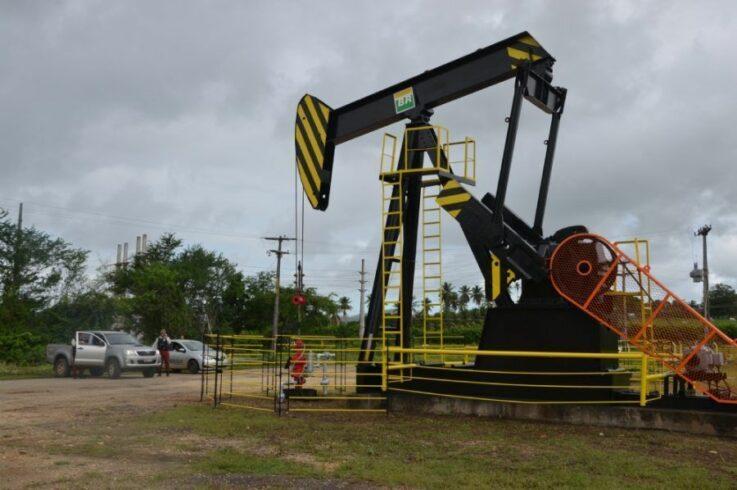 campo de petróleo terrestre petrobras no ES