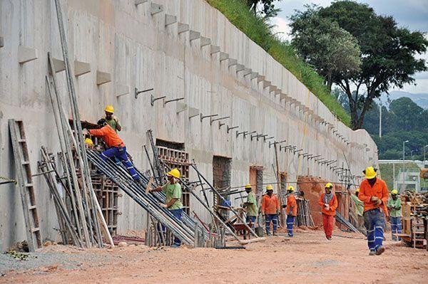 obras de engenharia e construção civil em minas gerais