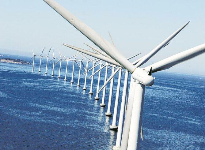 geração eólica - offshore - ce - Energias Renováveis