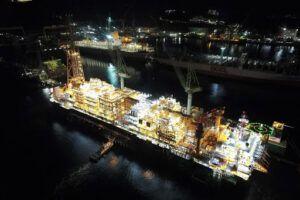 Terceira plataforma do campo de Mero da Petrobras será construída pela MISC