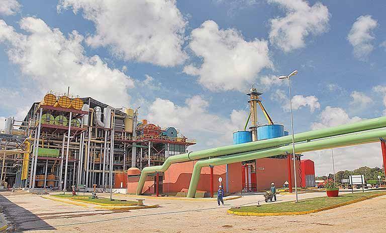 Usina, estágio, Minas Gerais, engenharia mecânica