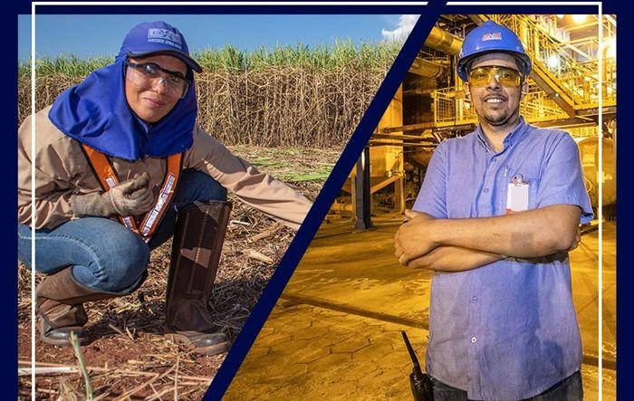 usina de etanol recebe currículo para vagas de emprego