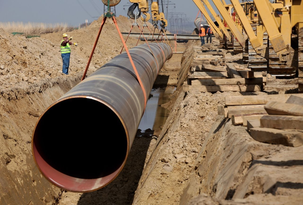 pré-sal, Brasduto Fundo de Expansão dos Gasodutos