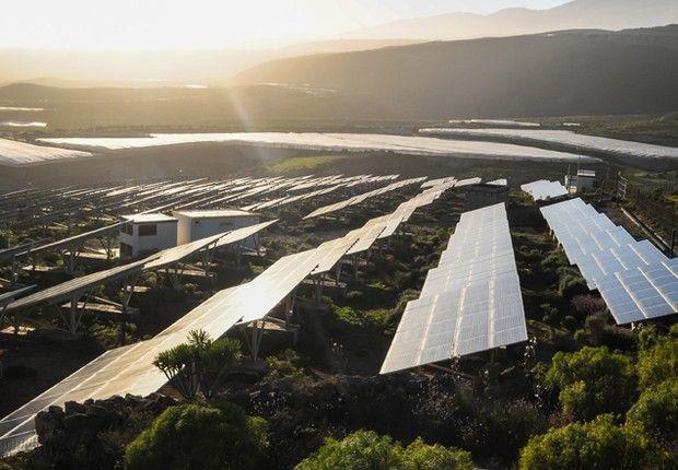 energia solar - Amazônia - amazonas