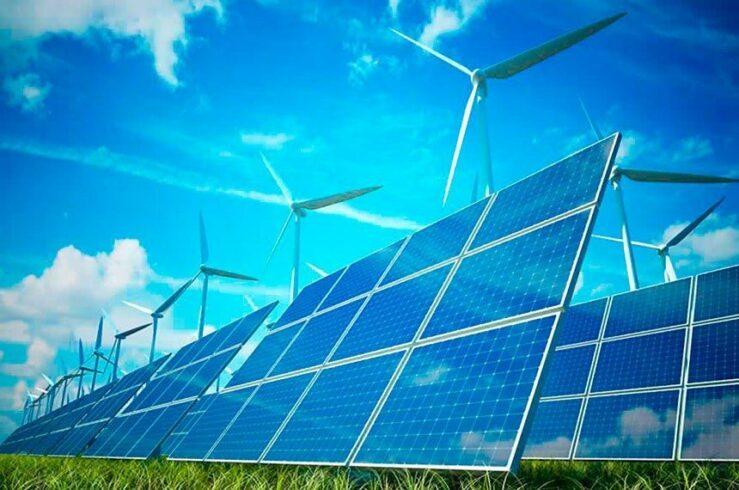 energia renovável - parques eólicos