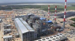 Macaé - usina termelétrica - gás natural