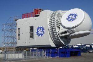 turbina eólica- parque eólico - offshore