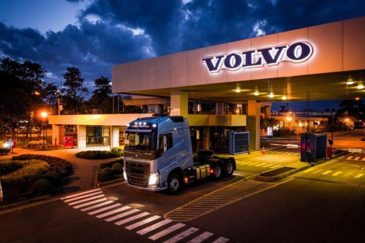 Vagas de emprego, indústria automotiva, Volvo