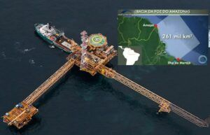 Francesa Total Foz do Amazonas petróleo offshore
